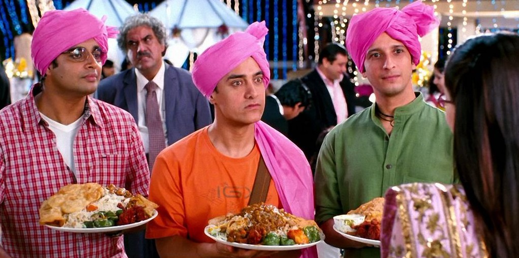 Review 3 Idiots India 2009 Cinema Escapist