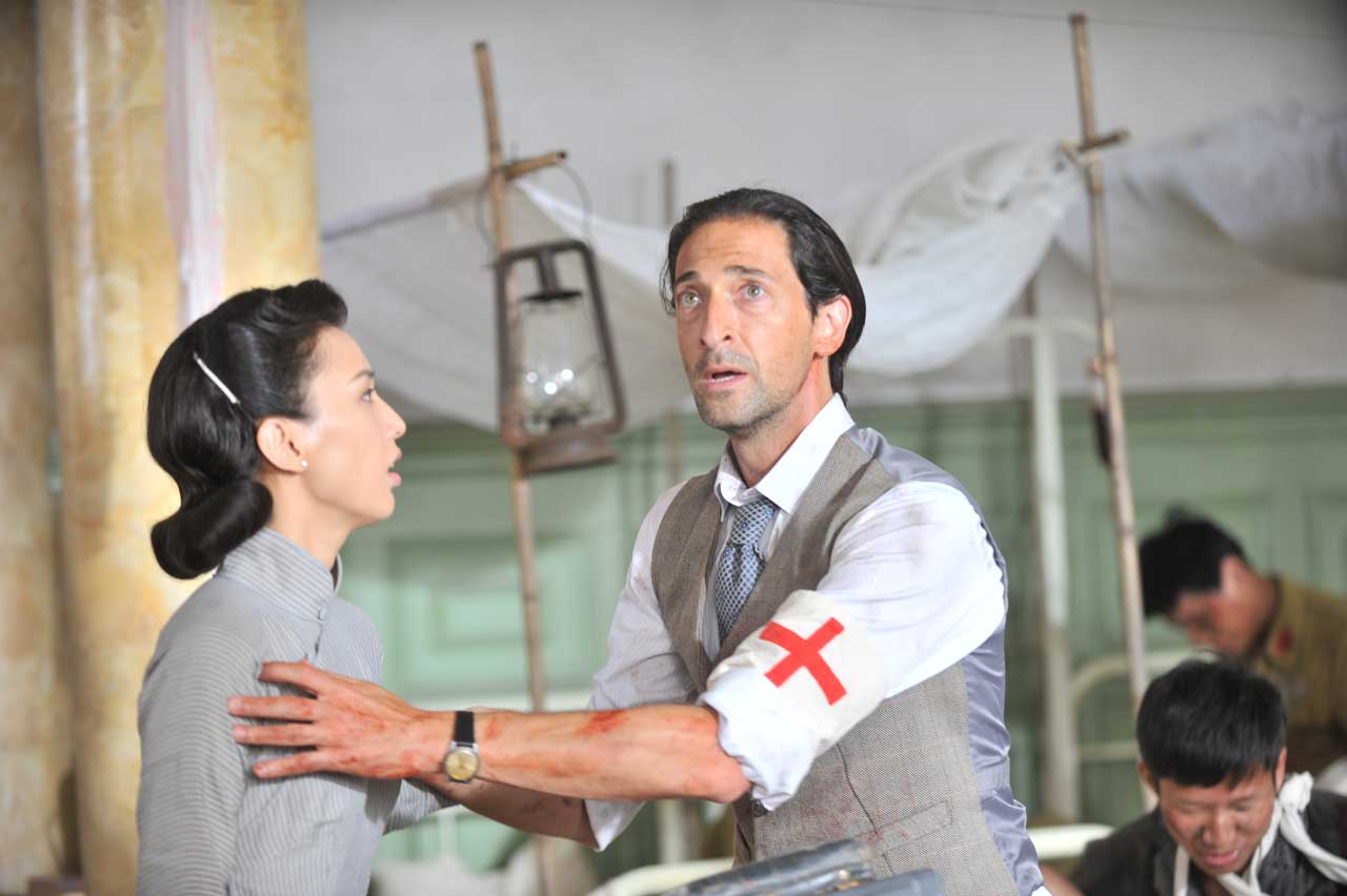 Air Strike Movie Adrien Brody