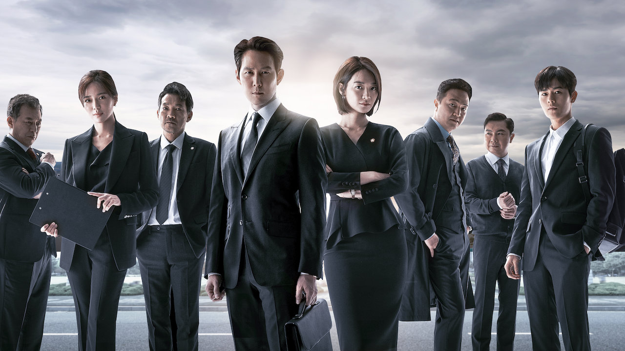Review: Political K-Drama