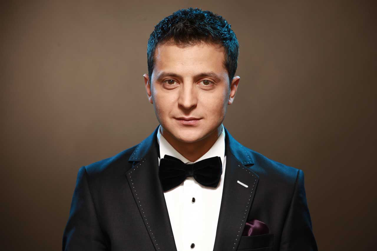 Vladimir Zelensky: biography from the first person 89