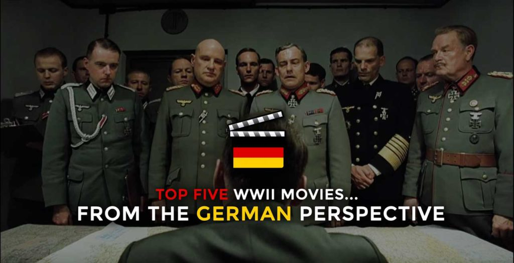 top five wwii movies from the german perspective cinema escapist