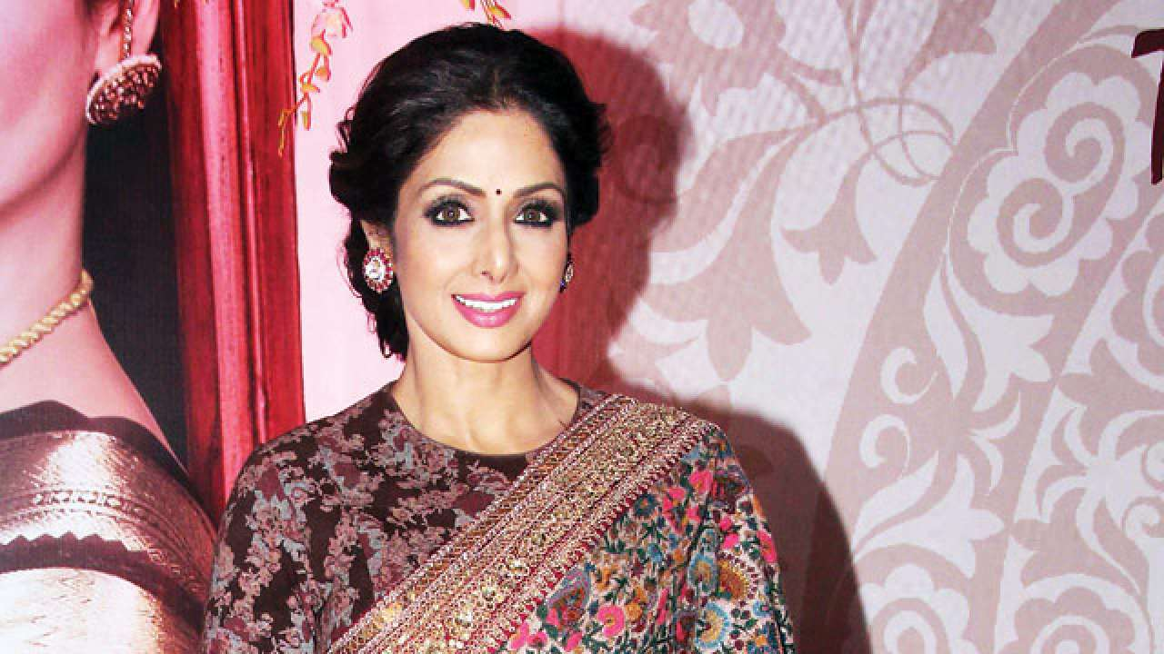 Remembering Sridevi: How India's Most Famous Actress United